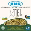 Цепь KMC X11EL gold