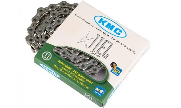 Цепь KMC X 11 EL silver