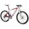 Stevens Haze ES 2011 Carbon Red White