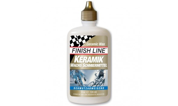 Смазка для цепи Finish Line Ceramic Wax 120 мл