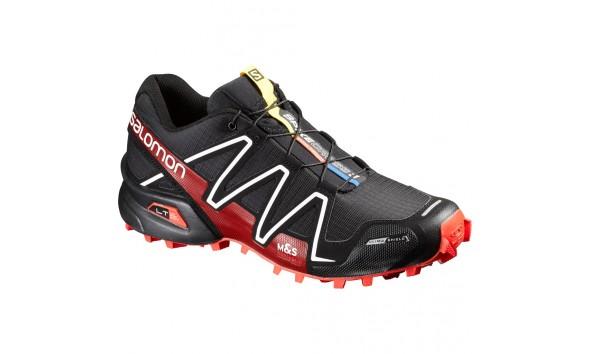 Кроссовки Salomon Spikecross 3 CS Trail Running