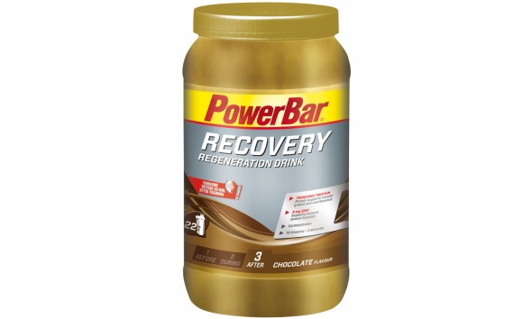 Восстанавливающий напиток Power Bar Chocolate 1210 гр