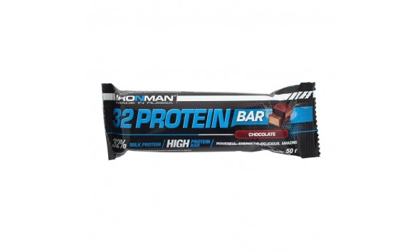 Протеиновый батончик Ironman 32 Protein  Bar  50 гр chocolate