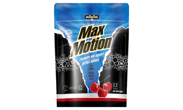 Изотоник Max Motion Cherry 1000 гр