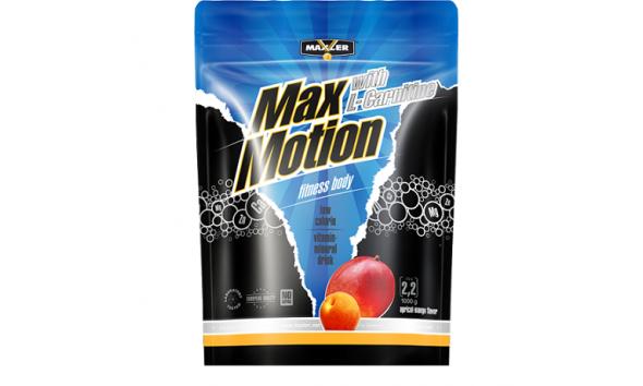 Изотоник Max Motion with l-carnitine  Apricot - Mango 1000 гр